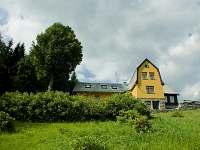Léto - pronájem chaty Hrabětice