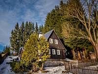 Chalupa k pronajmutí - zimní dovolená Bedřichov