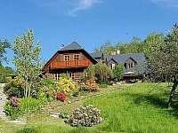 Levné ubytování Přehrada Hamr na Jezeře Apartmán na horách - Křižany