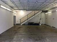 garáž pro 4 auta - Desná