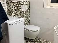 koupelna přízemí - Desná