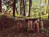 Zahrada - lesopark - Janov nad Nisou