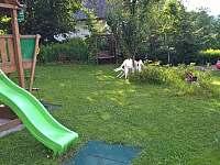 dětské hřiště - Smržovka