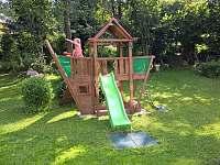 dětské hřiště - ubytování Smržovka