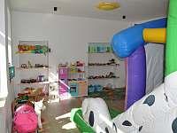 Apartmány pod Mariánskými schody ,,Baby herna´´ - ubytování Desná