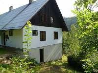 Chalupa v Albrechticích v Jizerských horách - ubytování Albrechtice v Jizerských horách