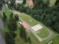 in-line ovál, 252 metrů - Albrechtice v Jizerských horách