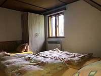 pokoj č. 2 - chalupa k pronajmutí Albrechtice v Jizerských horách