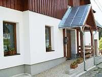 bezbarierový vchod - ubytování Janov nad Nisou - Hrabětice