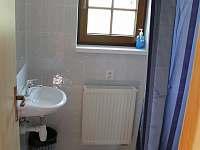 Koupelna v pokoji 2-4 lůžka - Janov nad Nisou - Hrabětice