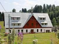 ubytování Sjezdovka Selský dvůr - Albrechtice Penzion na horách - Janov nad Nisou - Hrabětice