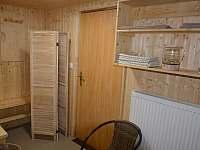 sauna - Janov nad Nisou - Hrabětice