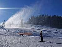 Ski areál Severák - Janov nad Nisou - Hrabětice