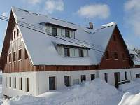 Sněhu není nikdy dost - Janov nad Nisou - Hrabětice