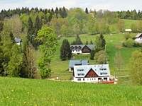 Vila Vilekula - ubytování Janov nad Nisou - Hrabětice