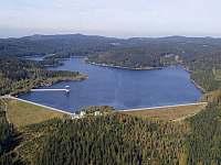 Vodní nádrž Josefův důl - Janov nad Nisou - Hrabětice