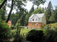 Chata k pronájmu - okolí Jiřetína pod Bukovou