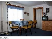 4 lůžkový pokoj přízemí