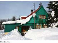 ubytování Jizerské hory na chatě k pronajmutí - Rejdice