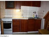 kuchyňka 1. patro