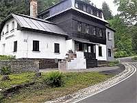 ubytování Lyžařský areál U Čápa - Příchovice v penzionu na horách - Desná
