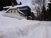 Penzion na horách - zimní dovolená Desná