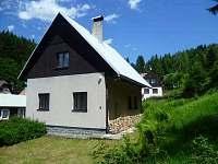 Chalupa k pronajmutí - zimní dovolená Albrechtice v Jizerských horách