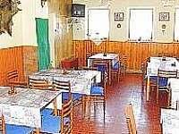 chata Metaz jídelna