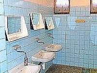 chata Metaz koupelny