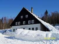 ubytování  v penzionu na horách - Hrabětice