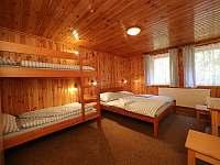 Pokoj č.2 - ubytování Desná