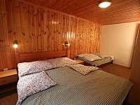 Pokoj č.3 - ubytování Desná