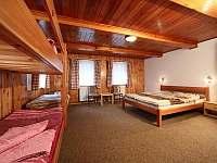 Pokoj č.8 - ubytování Desná