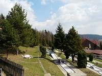 minigolfové hřiště - ubytování Tanvald