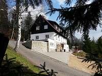 ubytování Skiareál U Čápa - Příchovice Penzion na horách - Tanvald