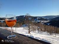 drink na terase - Mariánská Hora
