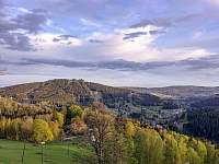 Apartmán na horách - okolí Tanvaldu