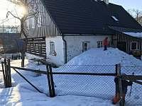 Apartmán pod Špičákem - Když nasněží - ubytování Tanvald