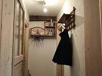 Chodbička - pronájem apartmánu Tanvald