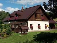 ubytování Lyžařský areál Tanvaldský Špičák na chatě k pronájmu - Hrabětice