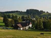 Chata pod Kapličkou - Hrabětice