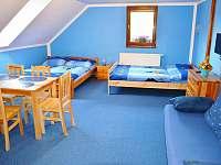 modrý apartmán - Hrabětice