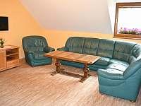 nová společenská místnost - chata ubytování Hrabětice