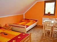 oranžový apartmán - Hrabětice
