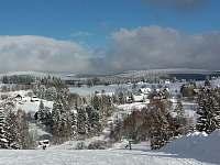 zimní Hrabětice -