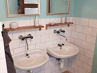 koupelna - Kryštofovo údolí