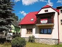 Apartmán Alexa Albrechtice v Jizerských horách - k pronájmu