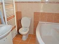 koupelna s WC - Albrechtice v Jizerských horách