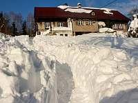 ubytování Skiareál Šachty Vysoké nad Jizerou na chalupě k pronajmutí - Tanvald - Český Šumburk
