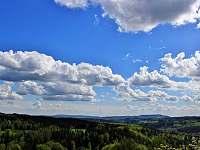 výhled na Držkov - Tanvald - Český Šumburk